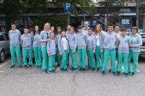 Mladí športovci z Kovačickej obce na Športovej olympiáde vo Vranji