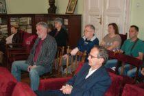 S Vierou a o Viere v Združení spisovateľov Srbska