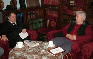 S predsedom ZSS Radomirom Andrićom