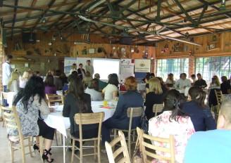 Podnikateľky na kreatívnom networkingu v Čeneji