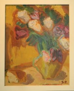 Zora Petrovićová: Kvety