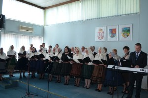 Spevokol CZ SEAVC v Báčskom Petrovci