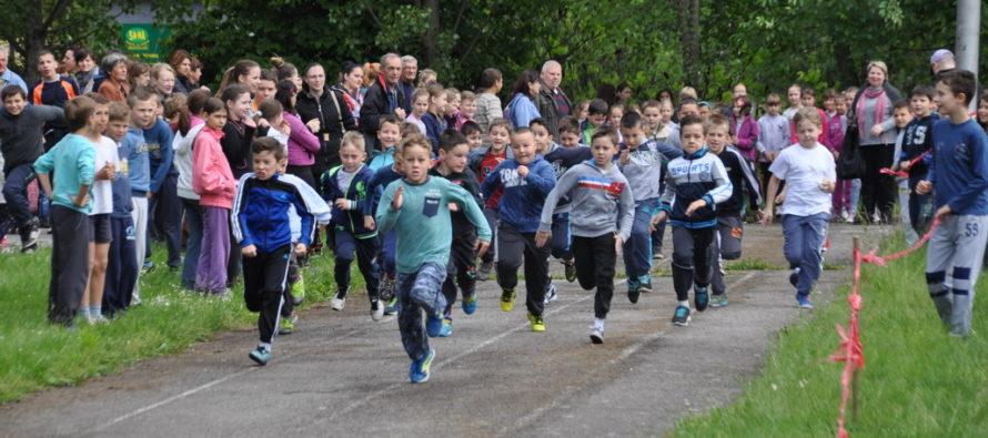 Deň školy v Petrovci v znamení športových aktivít