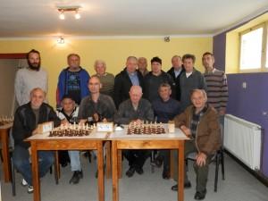 V sobotu sa mali k činu aj šachisti  (Foto: J. Bartoš)