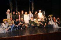 Herci zo Sriemskej Mitrovice na divadelnom stretnutí v Starej Pazove
