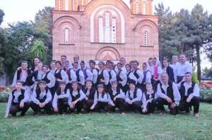 Folkloristi KUS Đuru Jakšića (Foto: FB stránka KUS Đuru Jakšića)