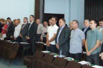 Noví predsedovia, zástupcovia a obecná rada v Báčskopetrovckej obci
