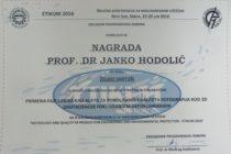 V znamení spomienok na zakladateľa prof. Dr. Janka Hodoliča