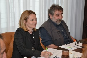 Dalila Ljubičićová a Zoran Sekulić