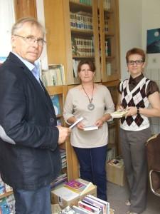 Hlasľudovci v spoločnosti s Marienkou Kukučkovou (Foto: V.D.Babiaková)