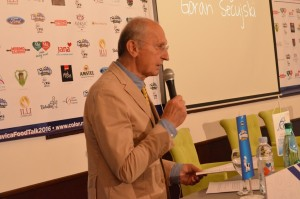 Konferenciu moderoval Oliver Mlakar