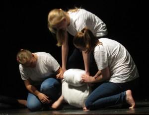 Predstavenie Snehuliak – Pivnica