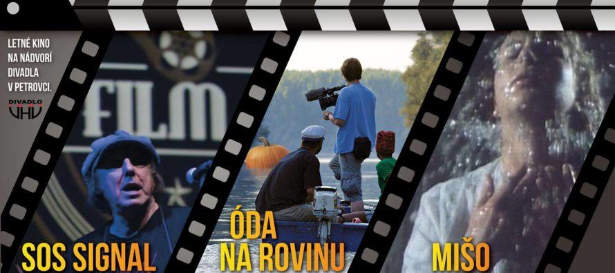 Poďme na filmový víkend do Petrovca!