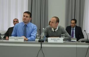 Na workshope boli aj srbskí experti