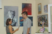 Výstavy v Kultúrnom stredisku v Petrovci