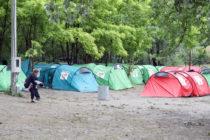 Pri Horgoši okolo 800 migrantov