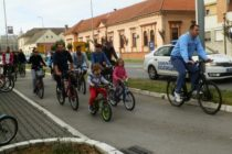 Cyklistická akcia – jazda pre nové dráhy