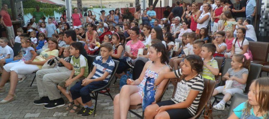 Letný program pre deti v Starej Pazove