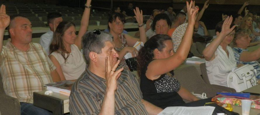 Zasadali výborníci Zhromaždenia obce Stará Pazova