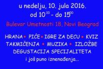 Deň otvorených dverí Veľvyslanectva Slovenskej republiky v Belehrade