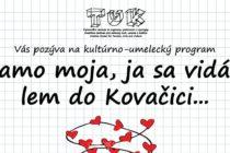 Folklórne divadlo Mamo moja, ja sa vidám lem do Kovačici