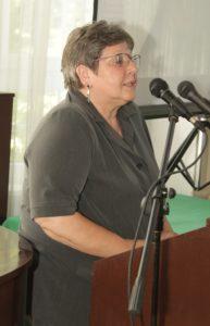Predsedníčka Matice slovenskej v Srbsku Katarína Melegová-Melichová