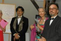 V Kovačici predstavili diela japonského a srbského výtvarníka
