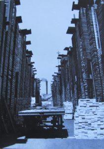 Továreň Cima