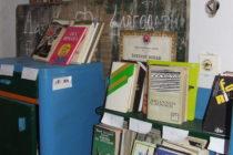Knihy a fotografie v občianskom združení Terra v Kulpíne