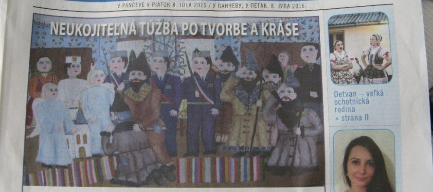 Týždenník Pančevac aj v slovenčine