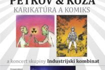 Petkov & Koza – Karikatúra a komiks a Industrijski kombinat