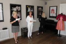 Vernisáž výstavy Kostýmový svet Marije Havran
