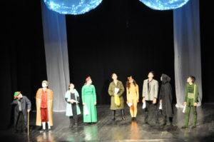 Zahľadení do druhých svetov: mladí divadelníci z Kysáča