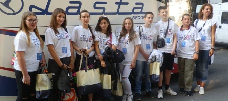 Na Korfu odcestovalo aj deväť najúspešnejších žiakov zo Staropazovskej obce