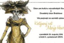 Kostýmový svet Marije Havran