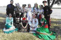 Koncert ľudových piesní v Kysáči