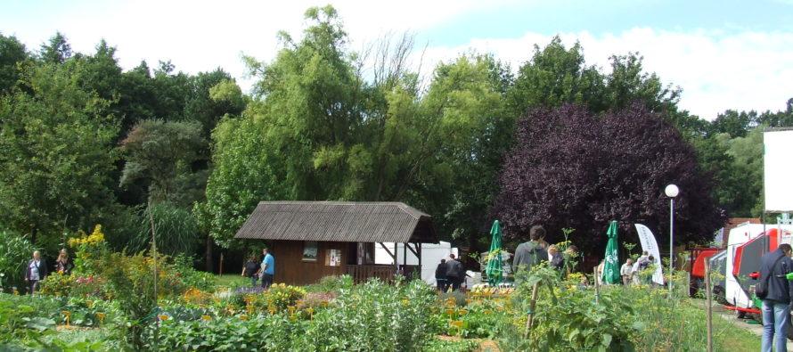 Inšpirácia zo slovinského poľnohospodárskeho veľtrhu: záhradka Biotechnickej školy Rakičan