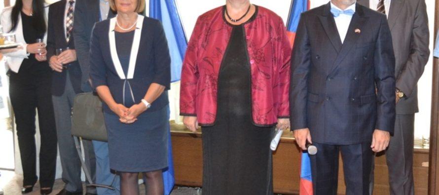 Recepcia k Dňu Ústavy Slovenskej republiky