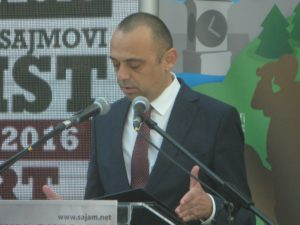 Lorist úradne otvoril Đorde Milićević