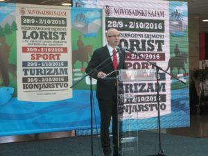 Primátor Miloš Vučević