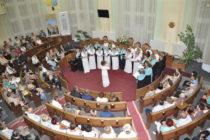 Večierok zborového spevu v 800-ročnej Sente