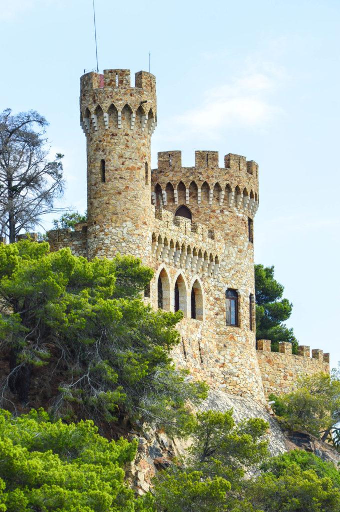 Hrad El Castillo de Sant Joan z 11. storočia