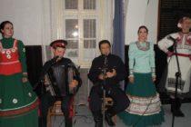 Kus ruskej kultúry v Kysáči