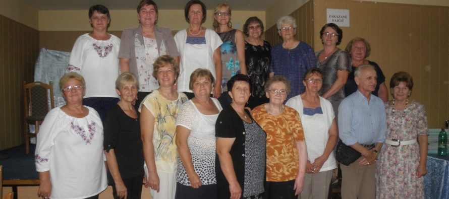 6. Literárne stretnutie spolkov žien v Pivnici
