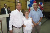 Obec Stará Pazova odmenila najúspešnejších žiakov v uplynulom školskom roku