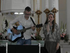 Martina Bartošová a Darko Pavaji