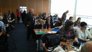 Časť účastníkov Stálej konferencie (Foto: S. Žiak)