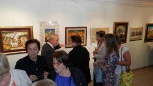 Výstava k príležitosti štvrťstoročnej činnosti Galérie Babka