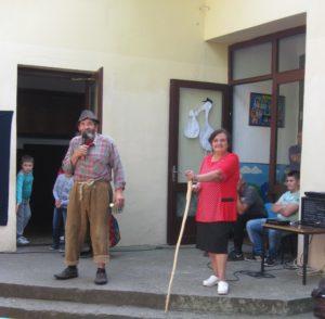 Pastier Gojko svojim vtipným rozprávaním zasmial všetkých prítomných