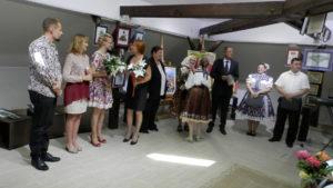Rodina Husáriková má výtvarníctvo zaštepené v srdci